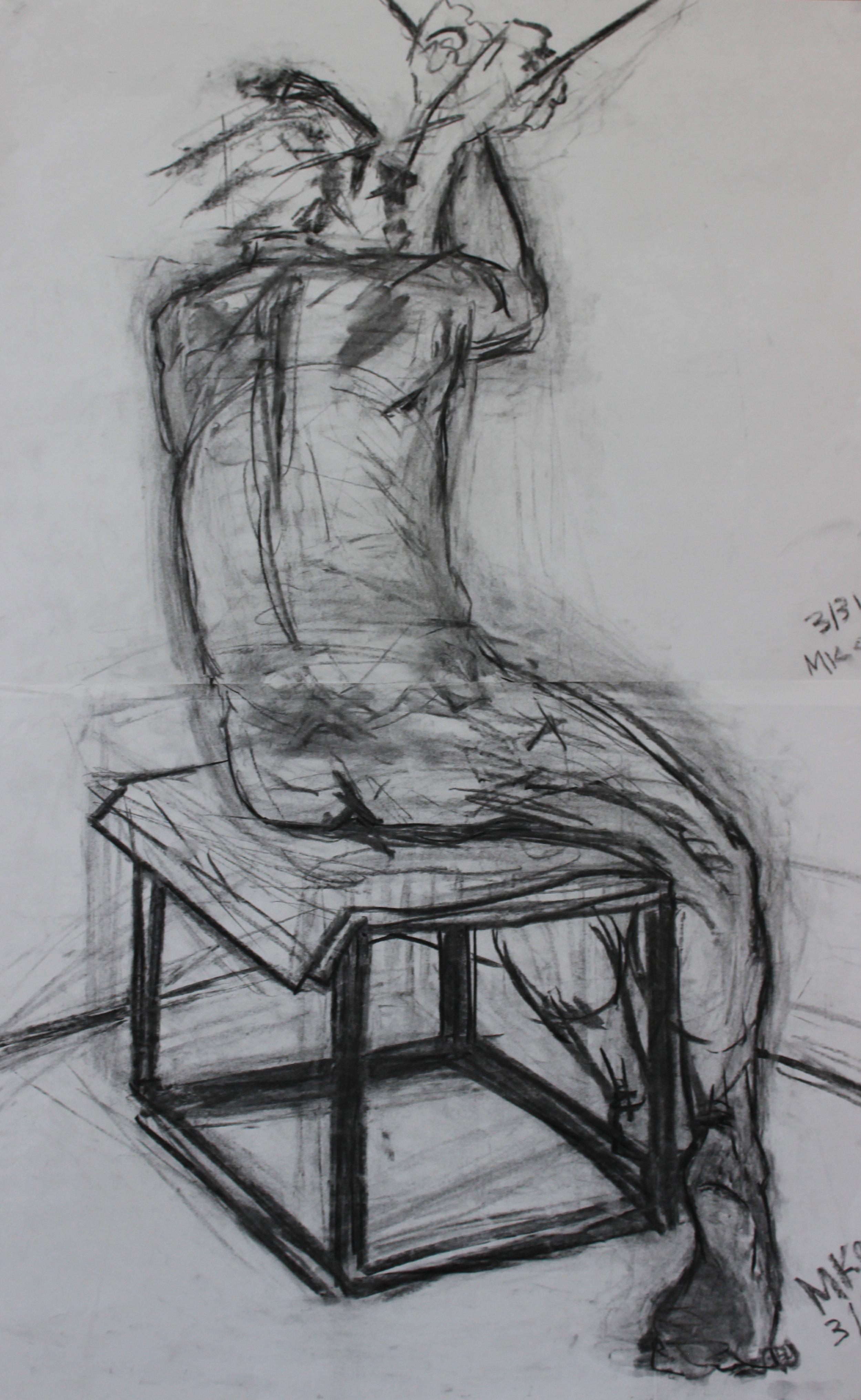 Life Drawing, Figure