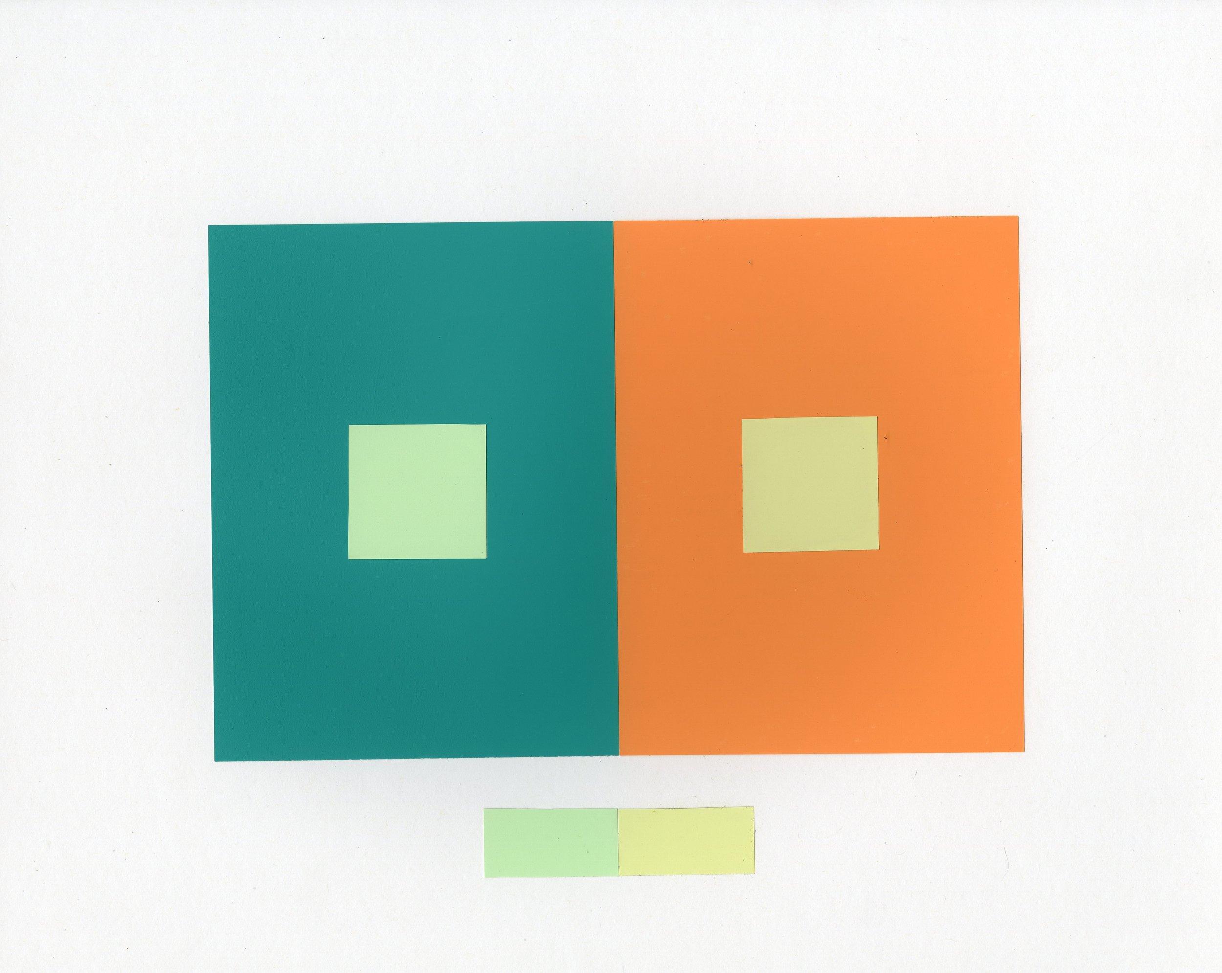 2D Foundations Simultaneous Contrast