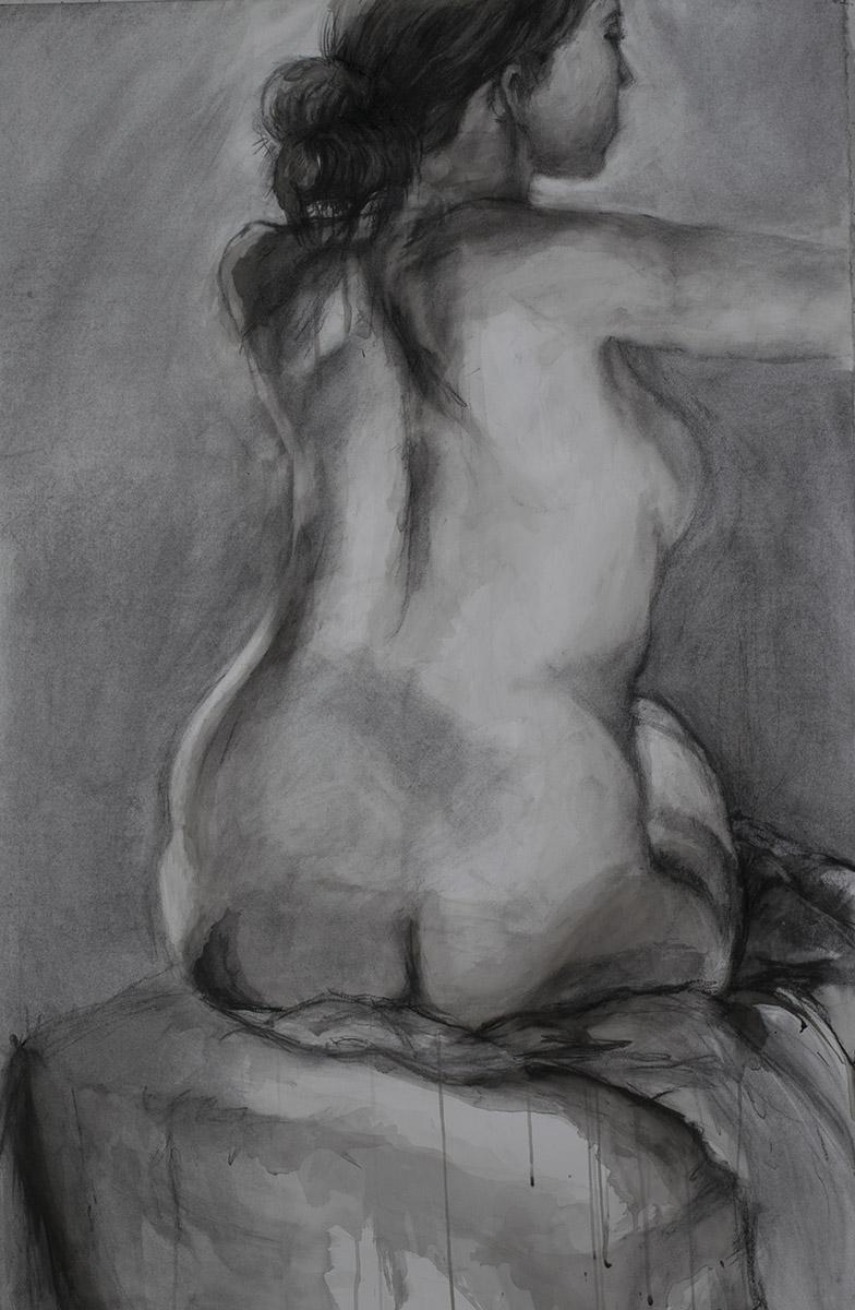 Drawing II, Figure