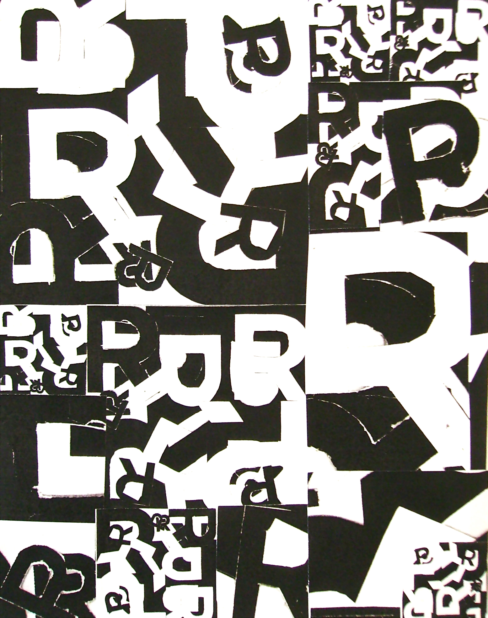Visual Language, Figure Ground