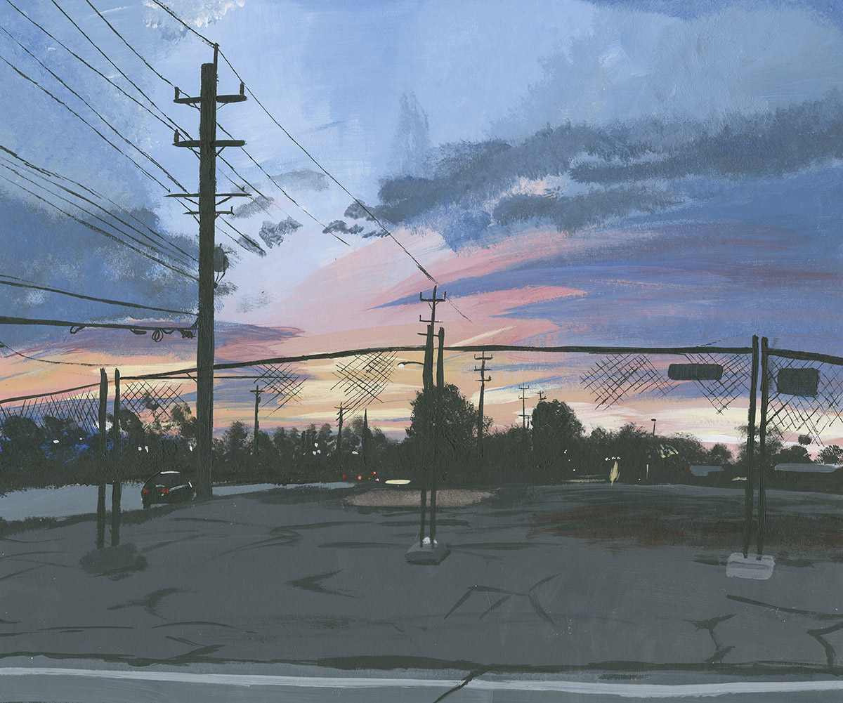 Surface Studio, Urban Landscape