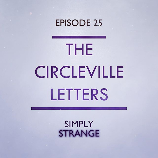 New episode out now! (Link in bio)  In 1976, Mary Gillespie received an anonymous letter in the mail. This letter, with no return address and written in untraceable, block lettering, seemed to know things about Mary that no one should have known. And it was not a friendly letter. Over the coming years people all across Circleville would receive these letters, thrusting the town into a constant fear that they were being watched and, eventually, with deadly consequences.  #thecirclevilleletters #unsolved #mystery #podcast #simplystrange #simplystrangepodcast #lore #storytelling #unsolvedmystery