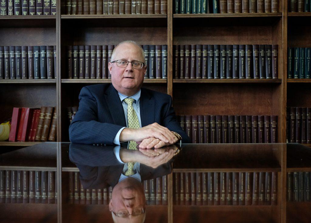 John Adams: Berks County District Attorney