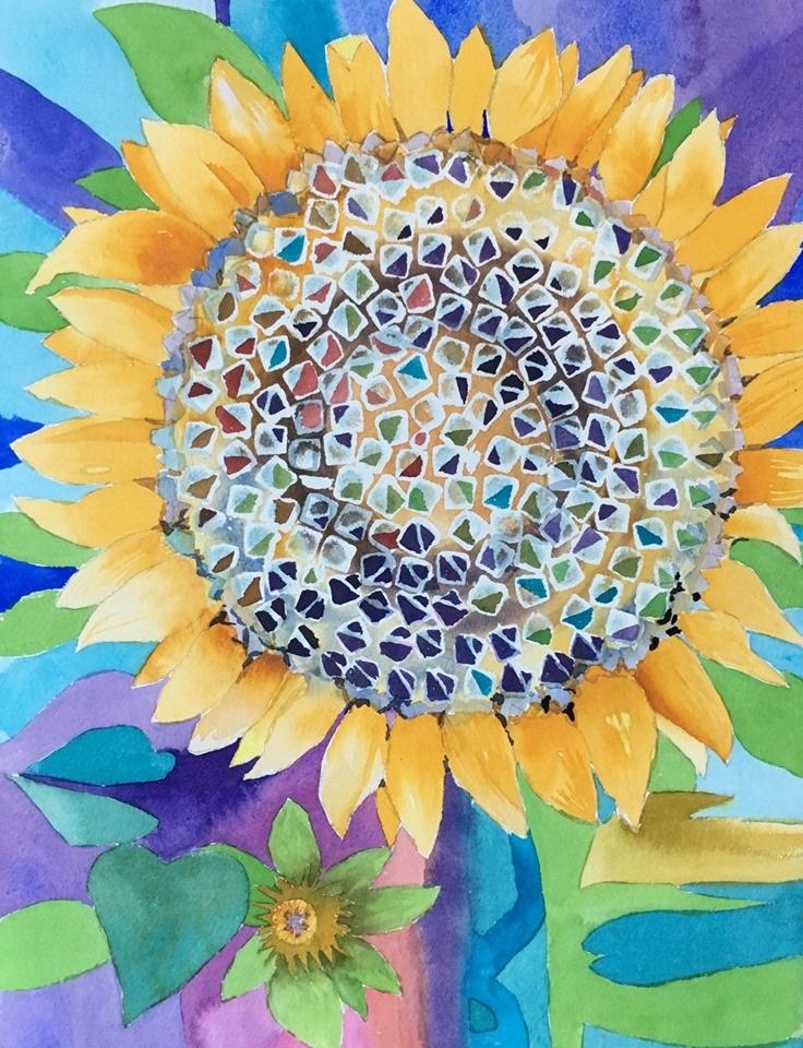 SUNNY DAY - By: Lynn Millar