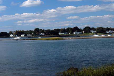 Riverside Shoreline