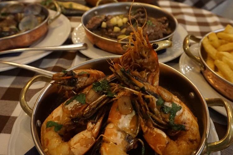 Audrey's - Restaurant | Lisbon, Portugal