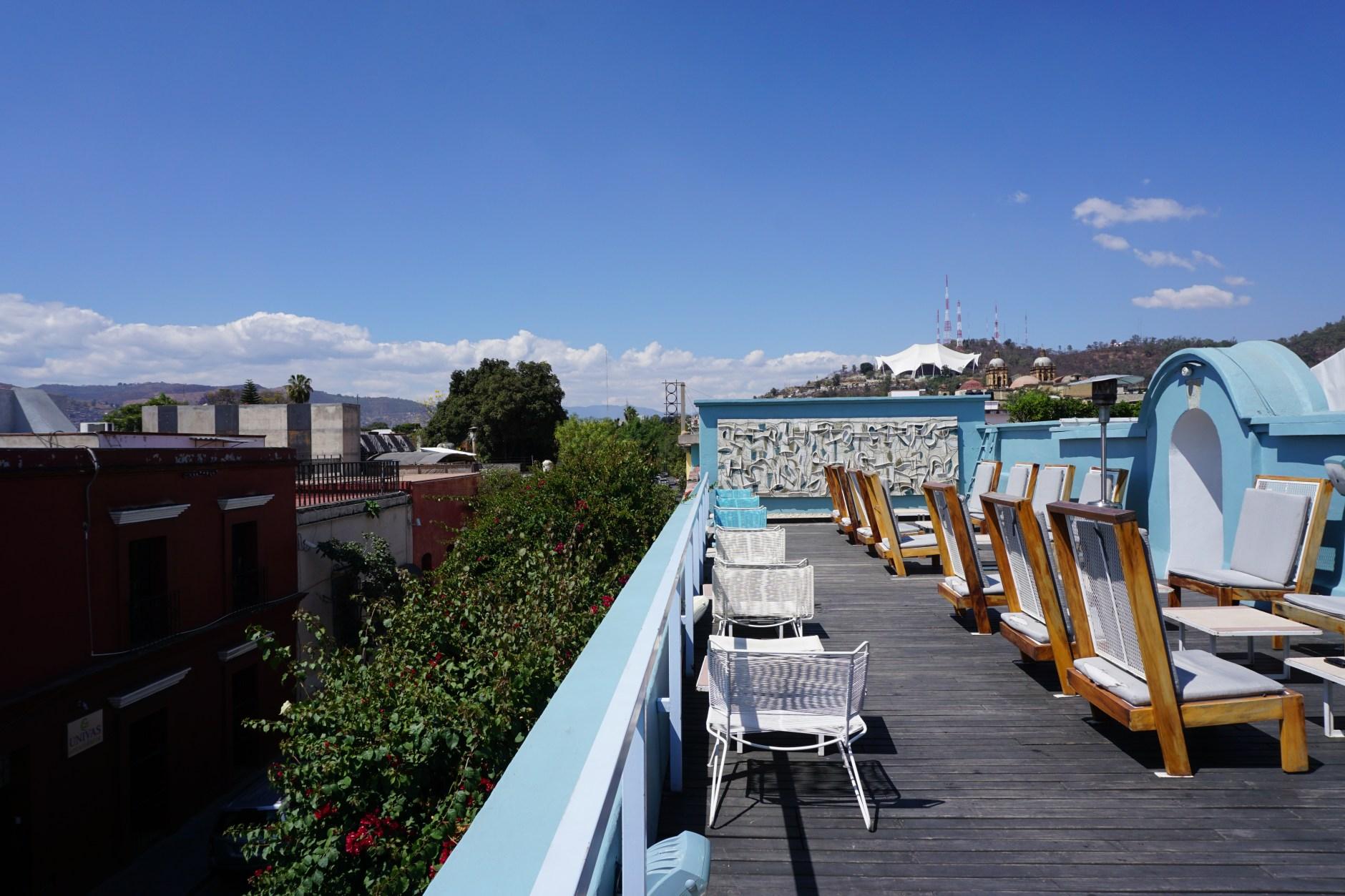 Azul de Oaxaca - Luxury Hotel| Oaxaca City, Mexico