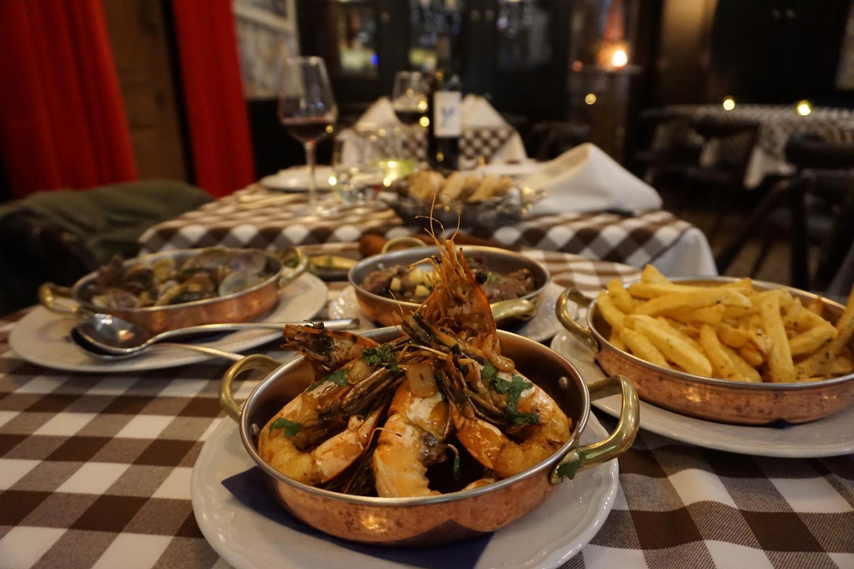 Audrey's - Restaurant | Alfama, Lisbon