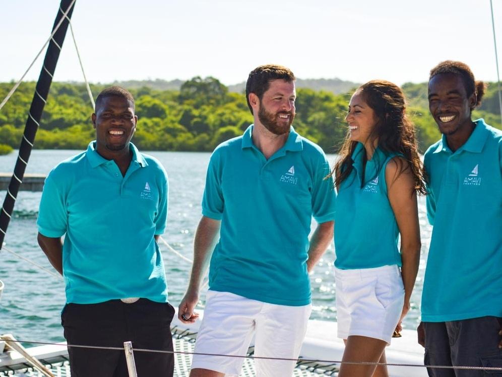 Travel Entrepreneurs: Amavi Charters -