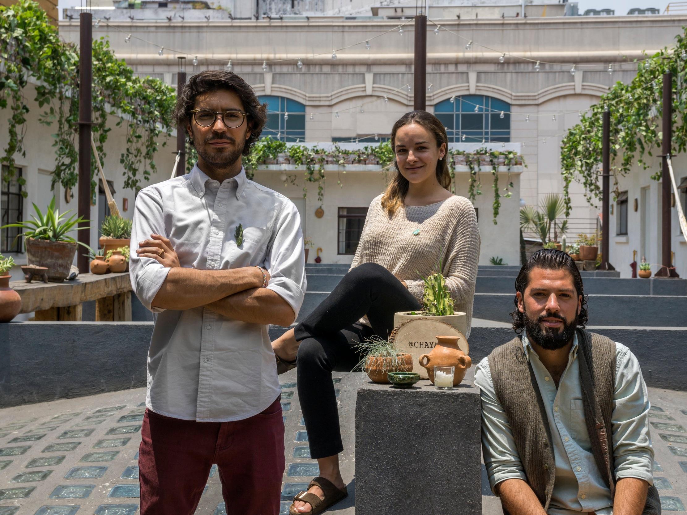Travel Entrepreneurs:Chaya BnB -
