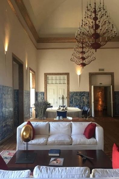Palacio Belmonte | Lisbon, Portugal -