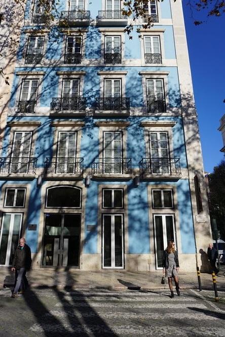 Hotel Avenida de Liberdade | Lisbon Portugal -