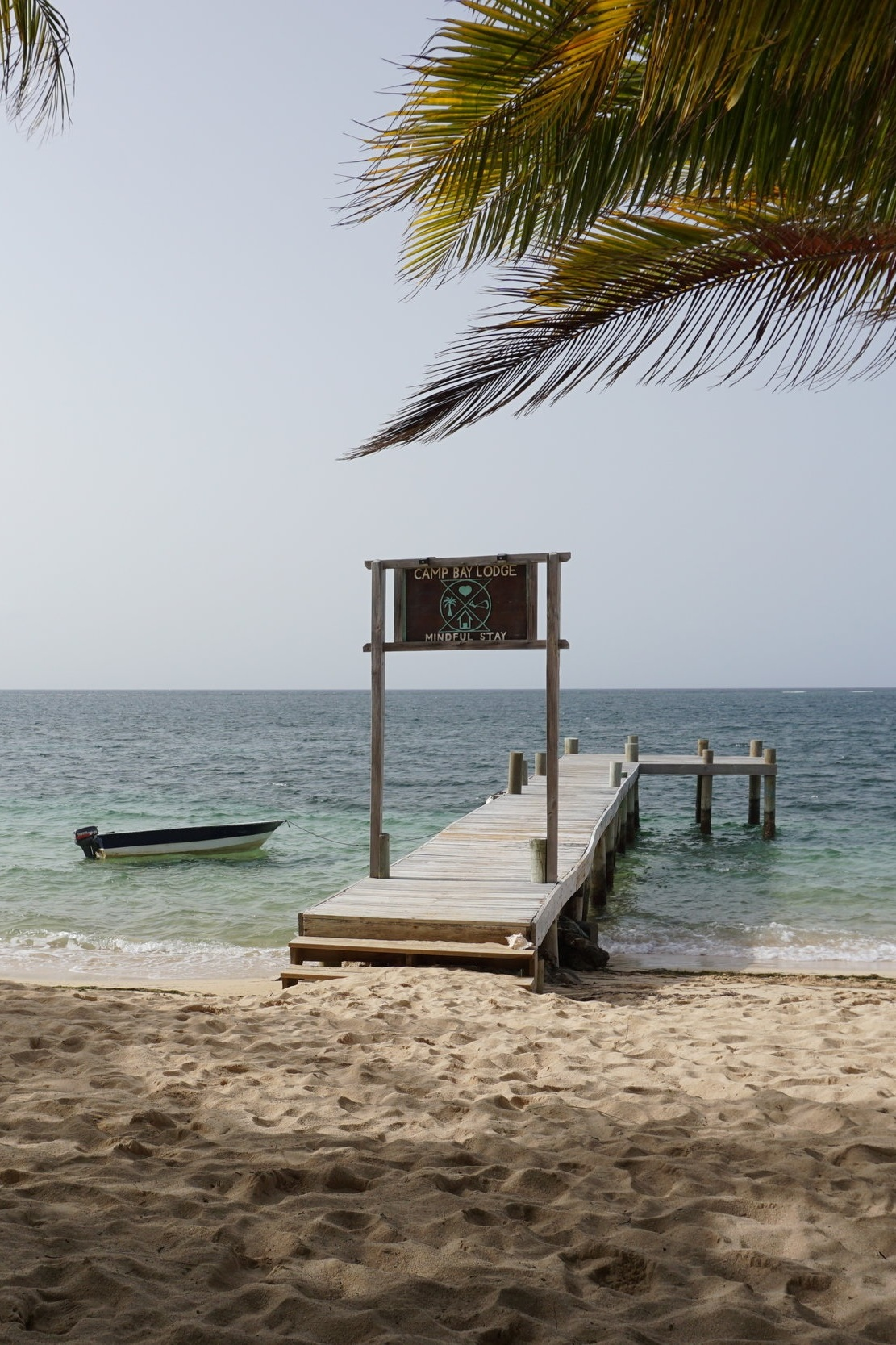 Camp Bay Lodge |Roatan, Honduras -