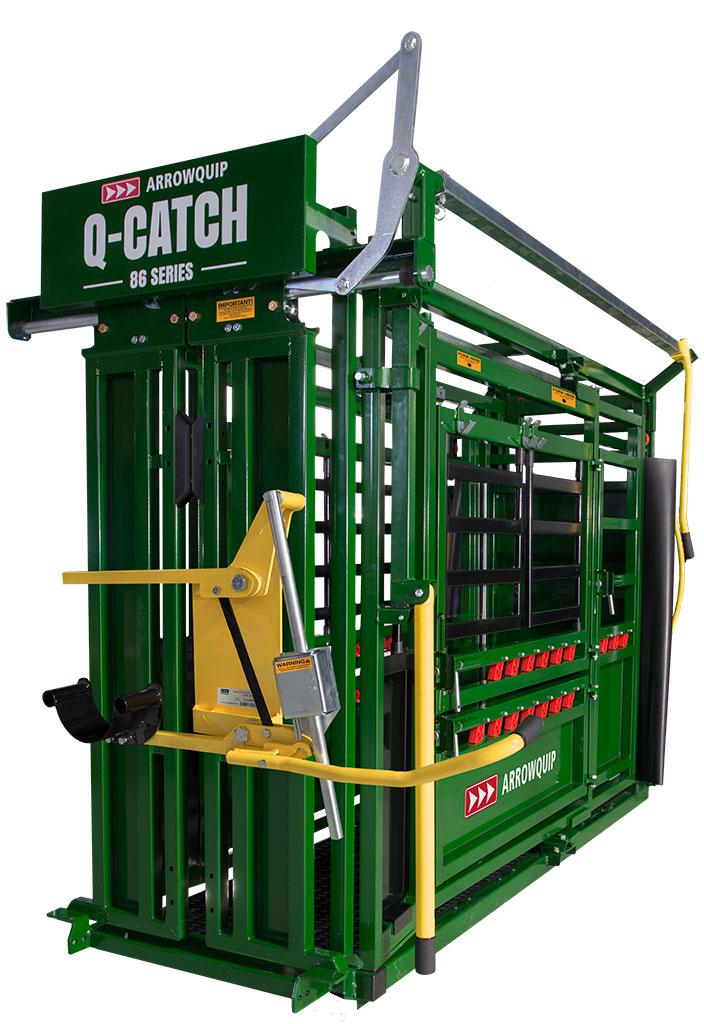 Q-Catch Manual Cattle Crush