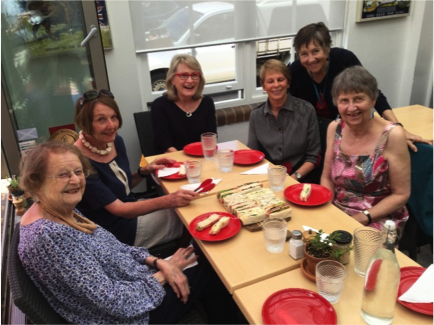 Lunch with Janeites in the Southern Highlands
