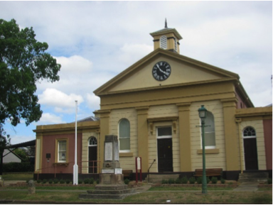 Historic Morpeth, NSW