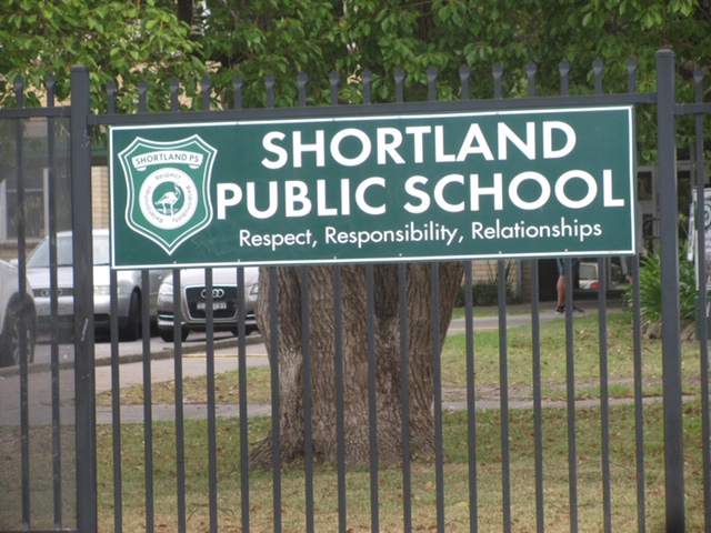 Shortland public school