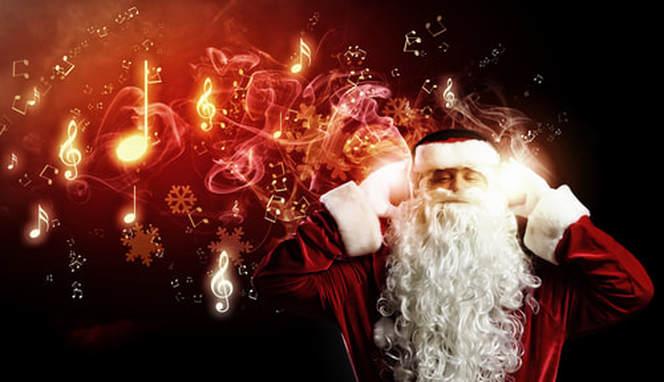 Santa-Music