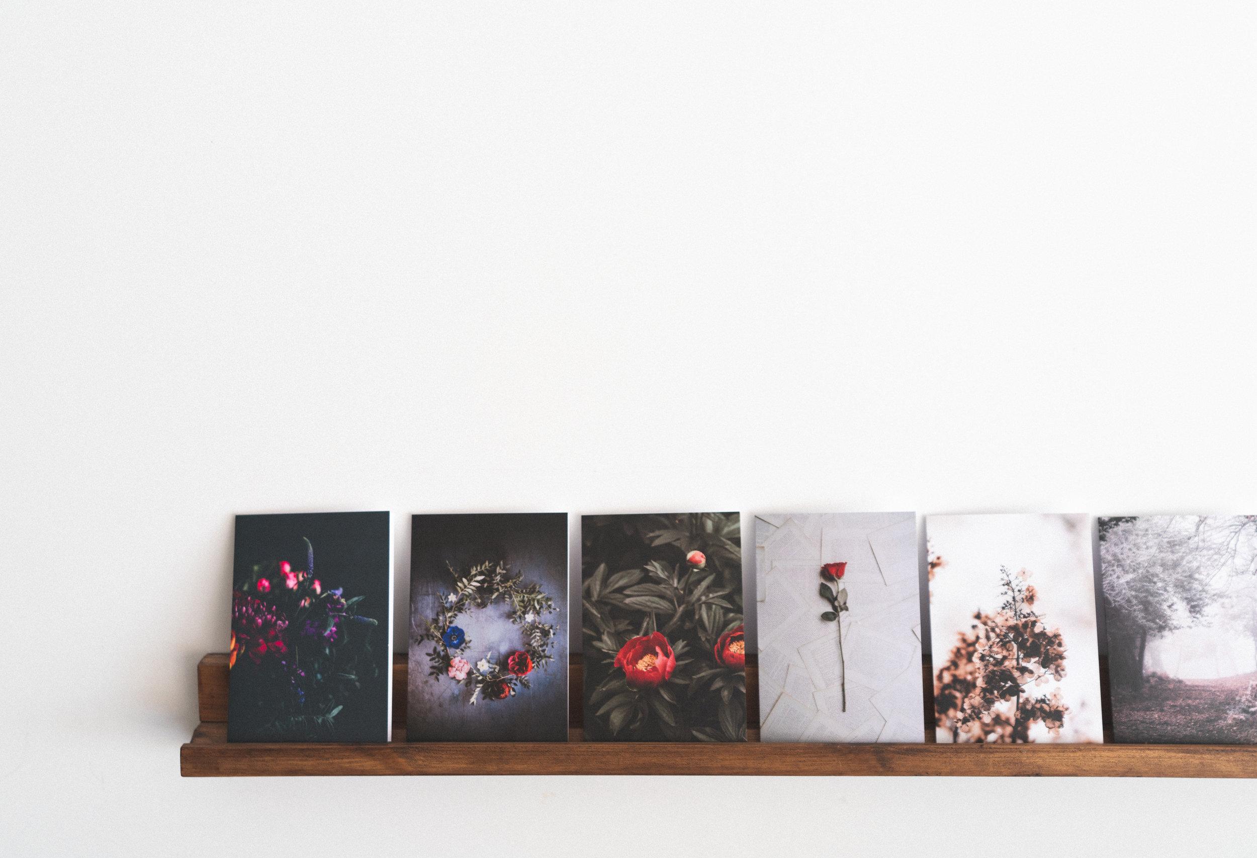 Ordering Prints -
