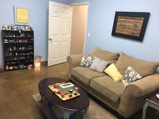 Teen Therapy Room