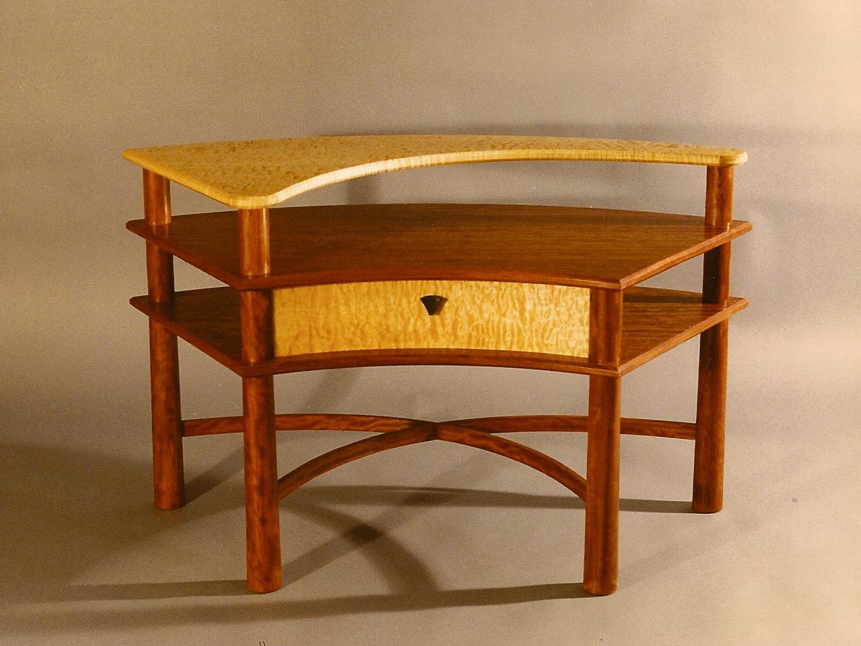 Mayer Cresent Table 1999.jpg