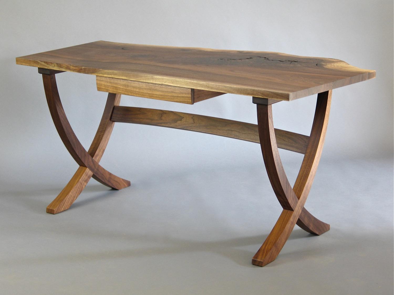 Beck desk- walnut