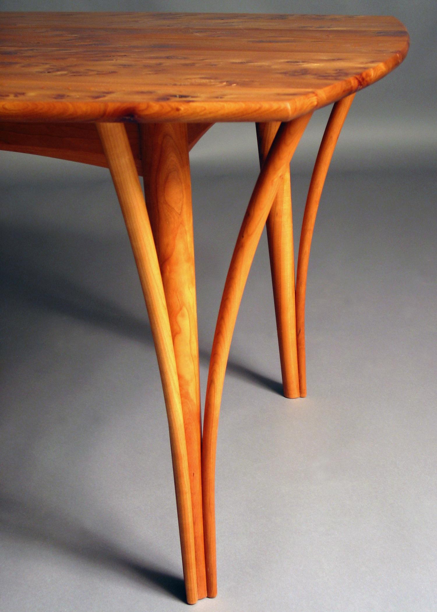 Durham - leg detail