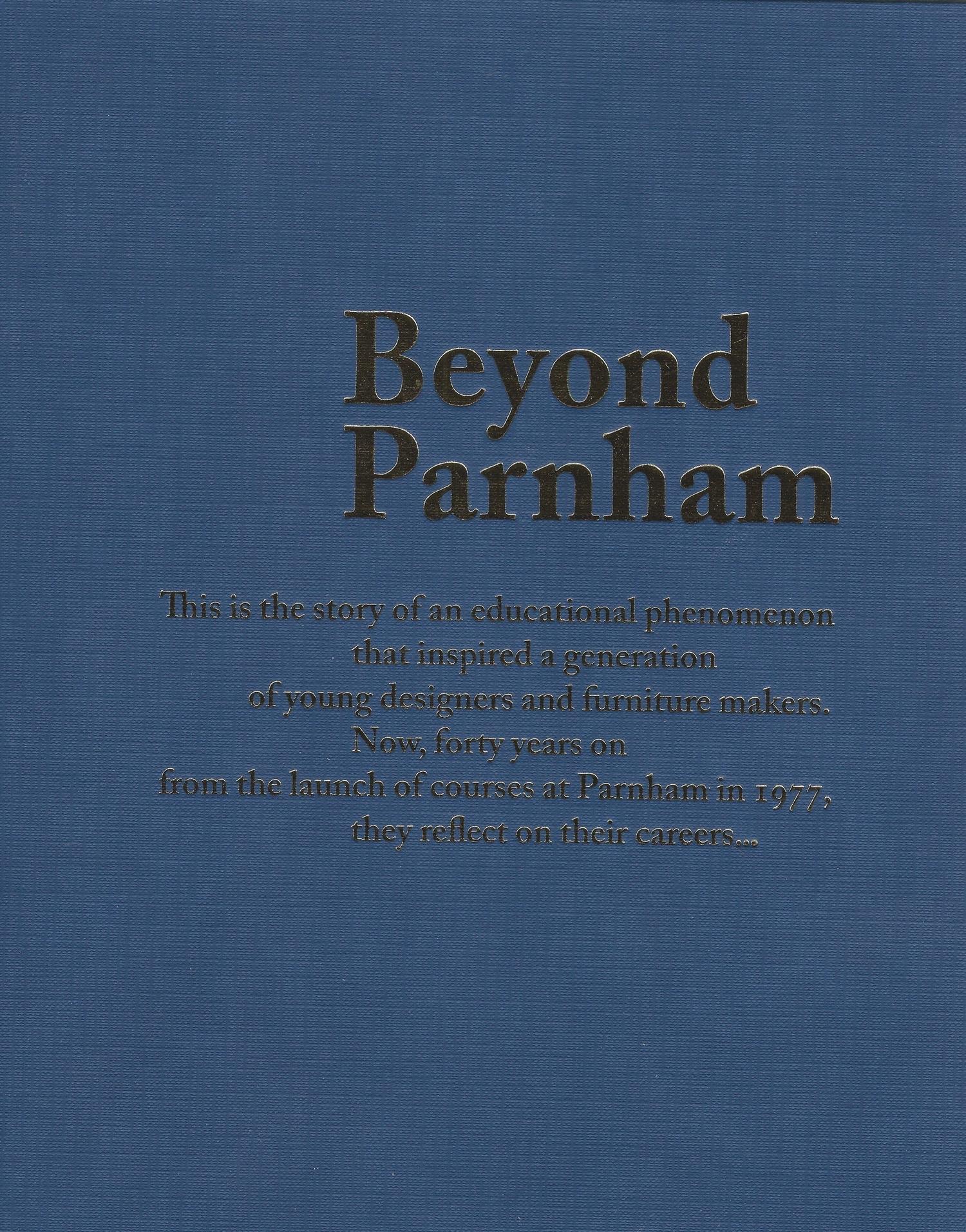 beypond parnham cover.jpg