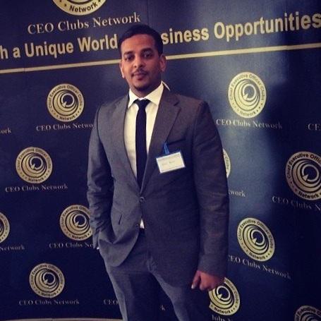 Yaseen Agag - Director of Global Partnerships