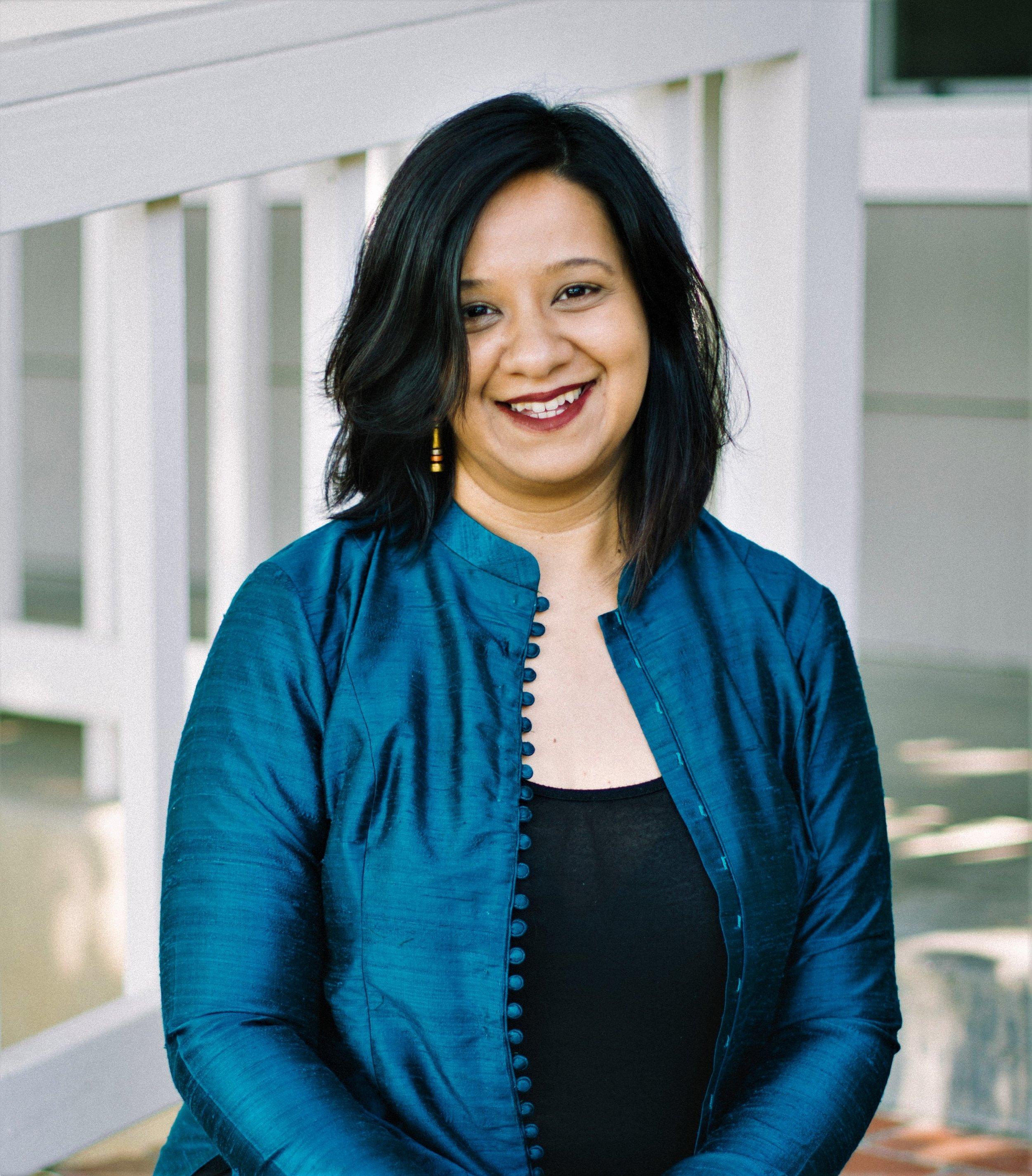 Seema Gururaj, Founder, CEO @ Square Circle