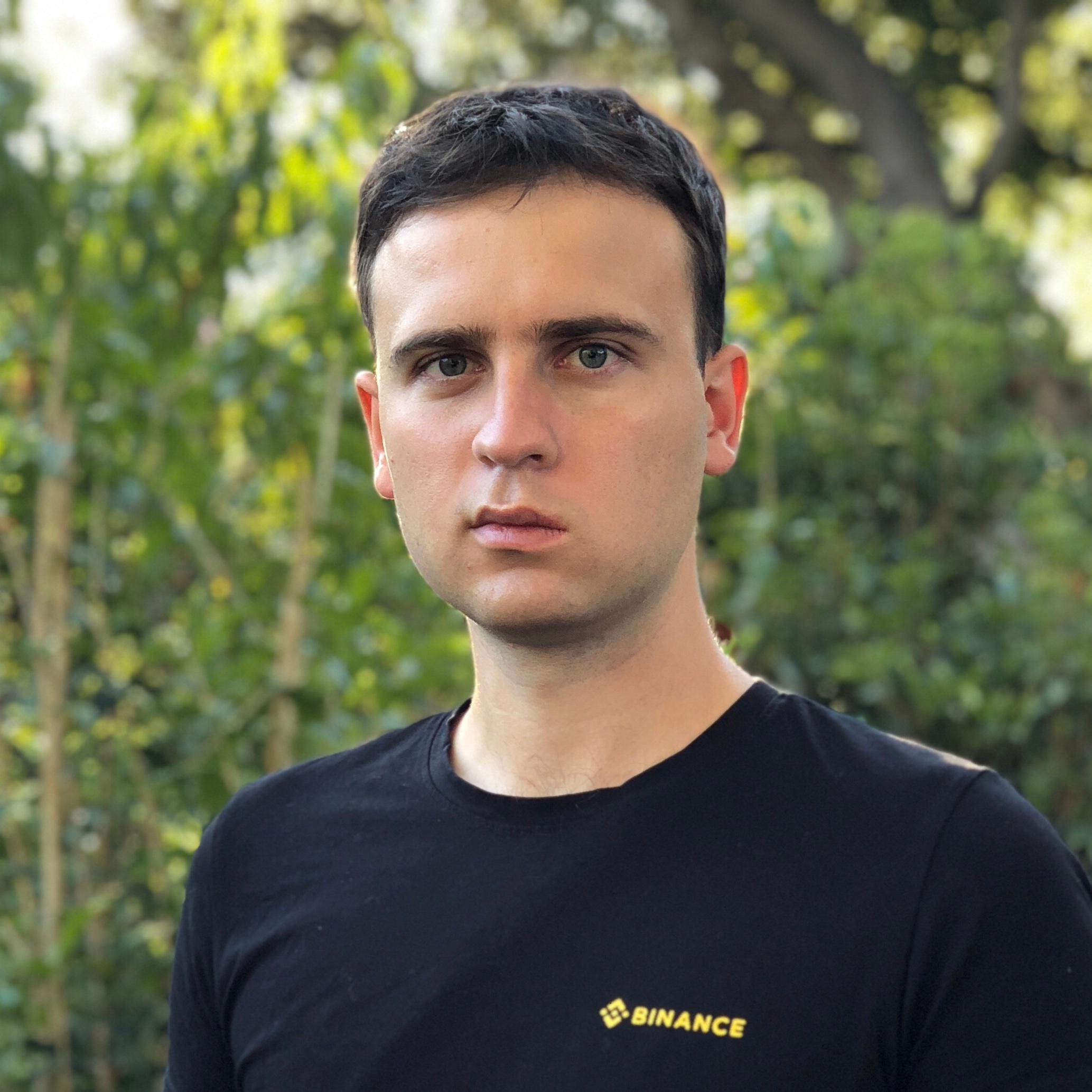 Viktor Radchenko, Founder @ Trust Wallet