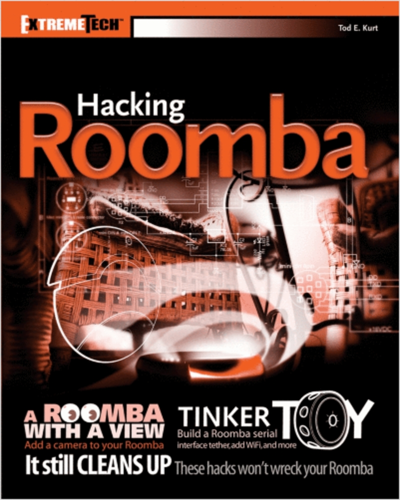 Hacking Roomba - Buy from: Amazon