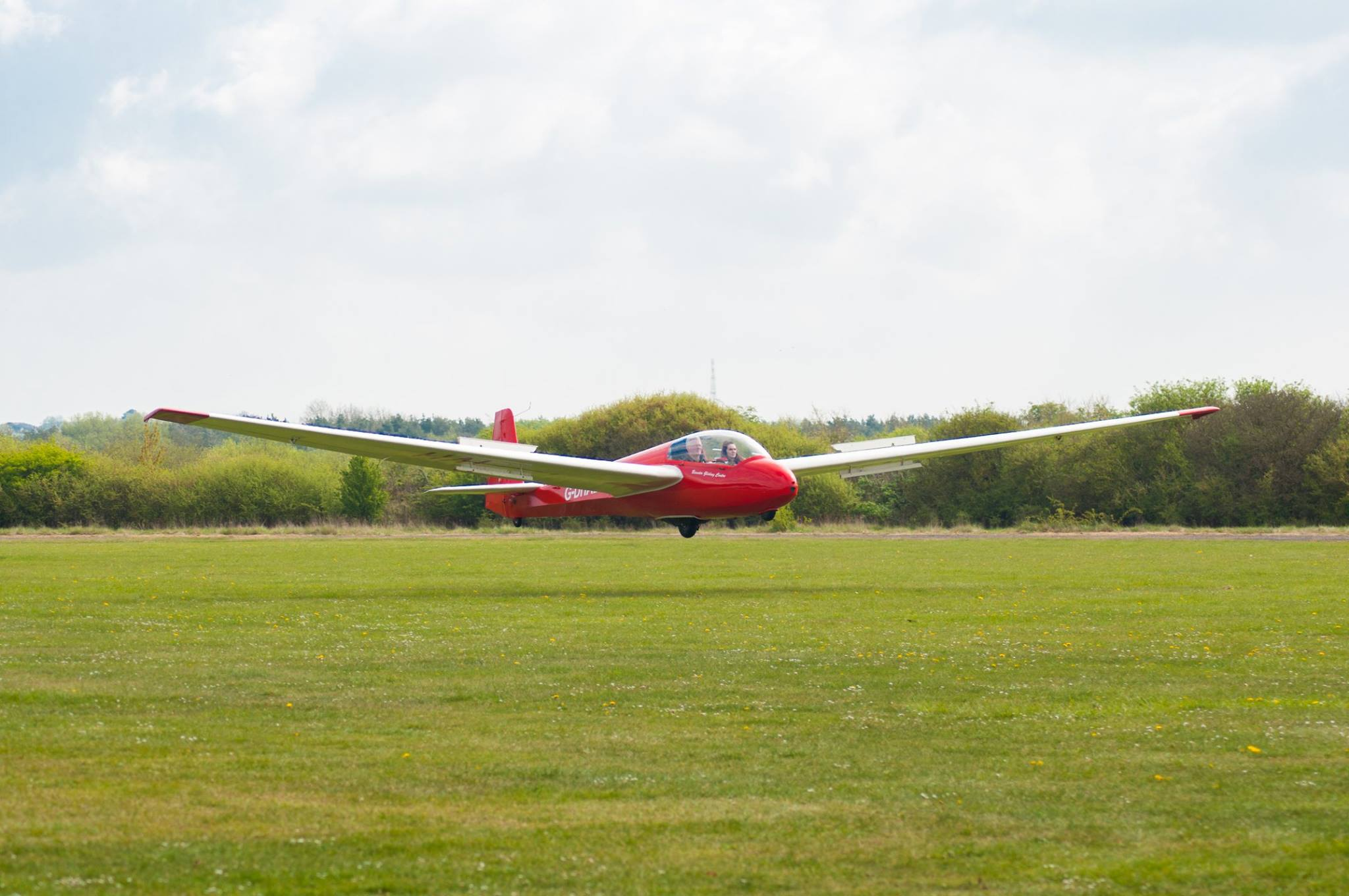 About - Find out more about how gliding, and our club works