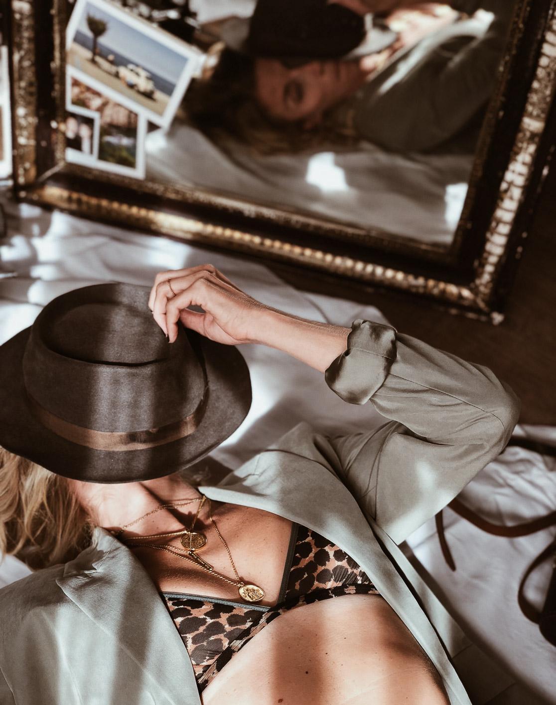 Carnet Sauvage - Blog mode et lingerie Glamuse