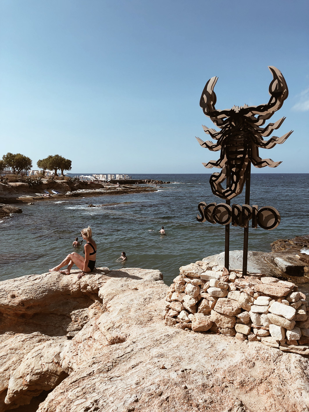 Carnet Sauvage - Blog voyage Crète, visiter Hersonissos et Scorpio