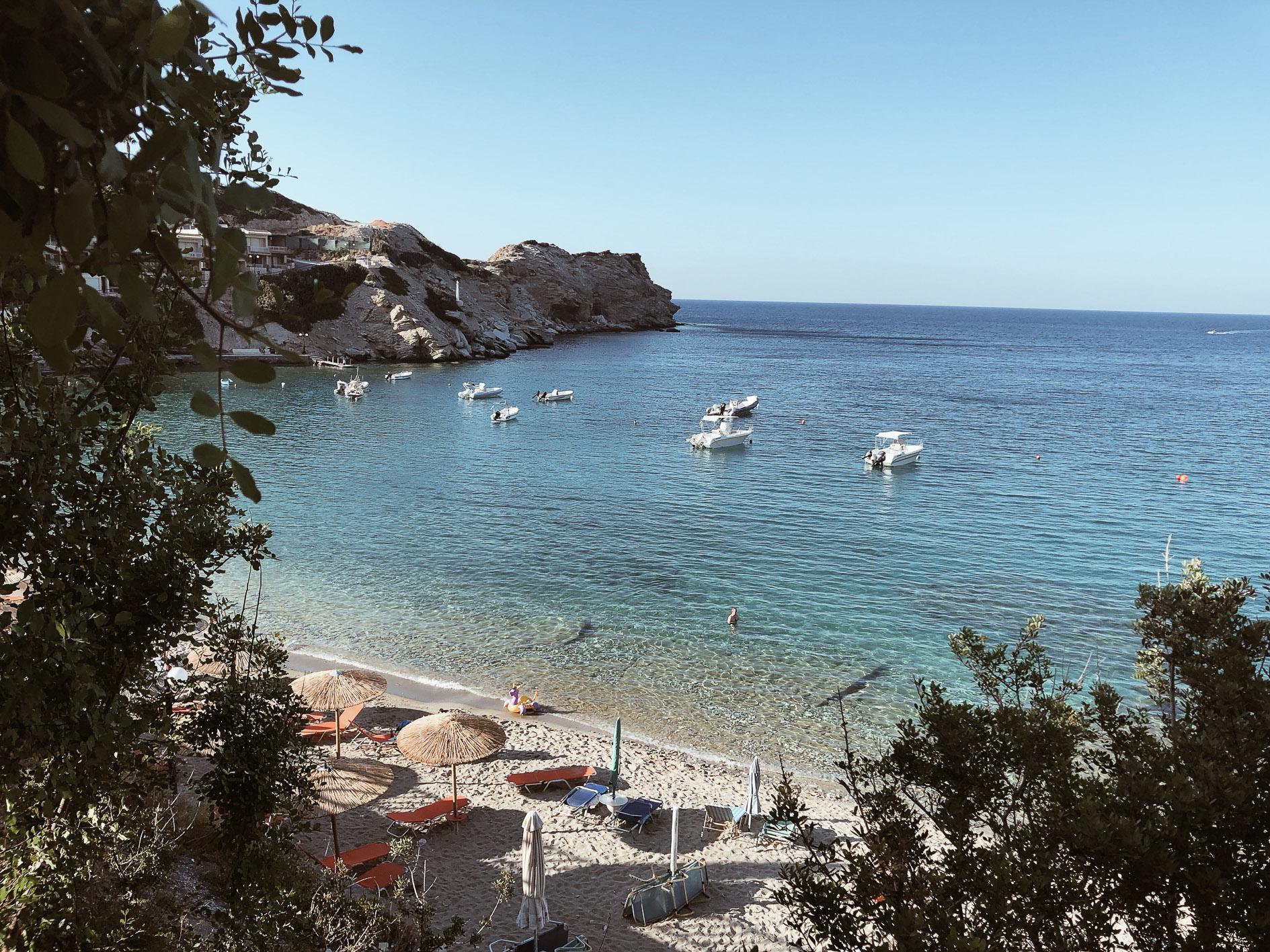 Carnet Sauvage - Blog voyage, visiter la Crète, Agia Pelagia