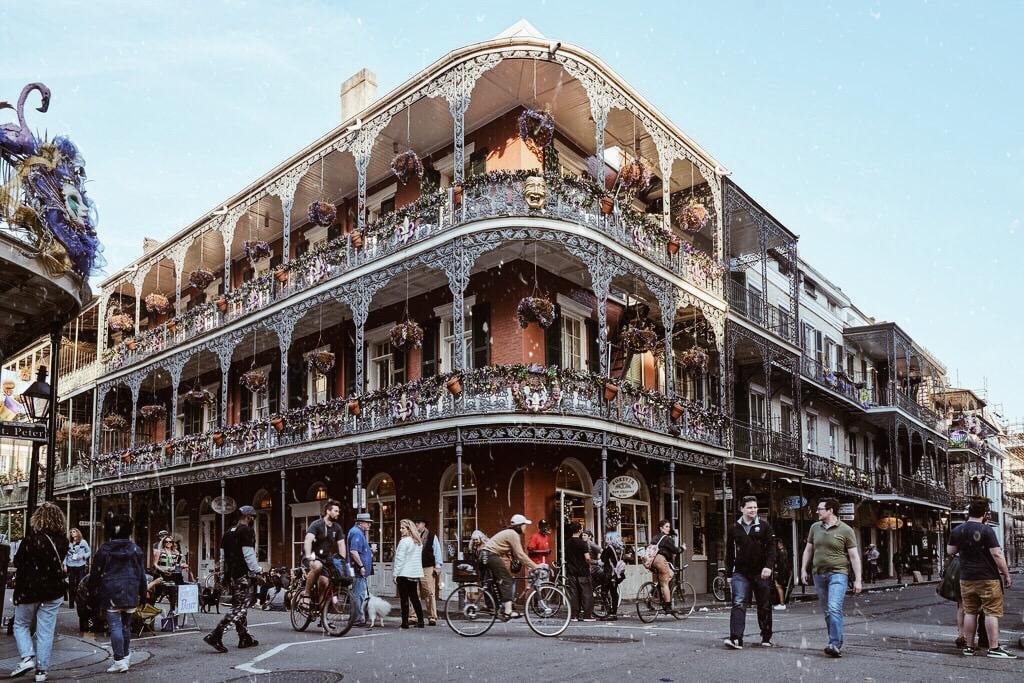 Carnet  Sauvage - Blog voyages, road trip de rêve aux US avec Sixt, visiter la Nouvelle Orleans