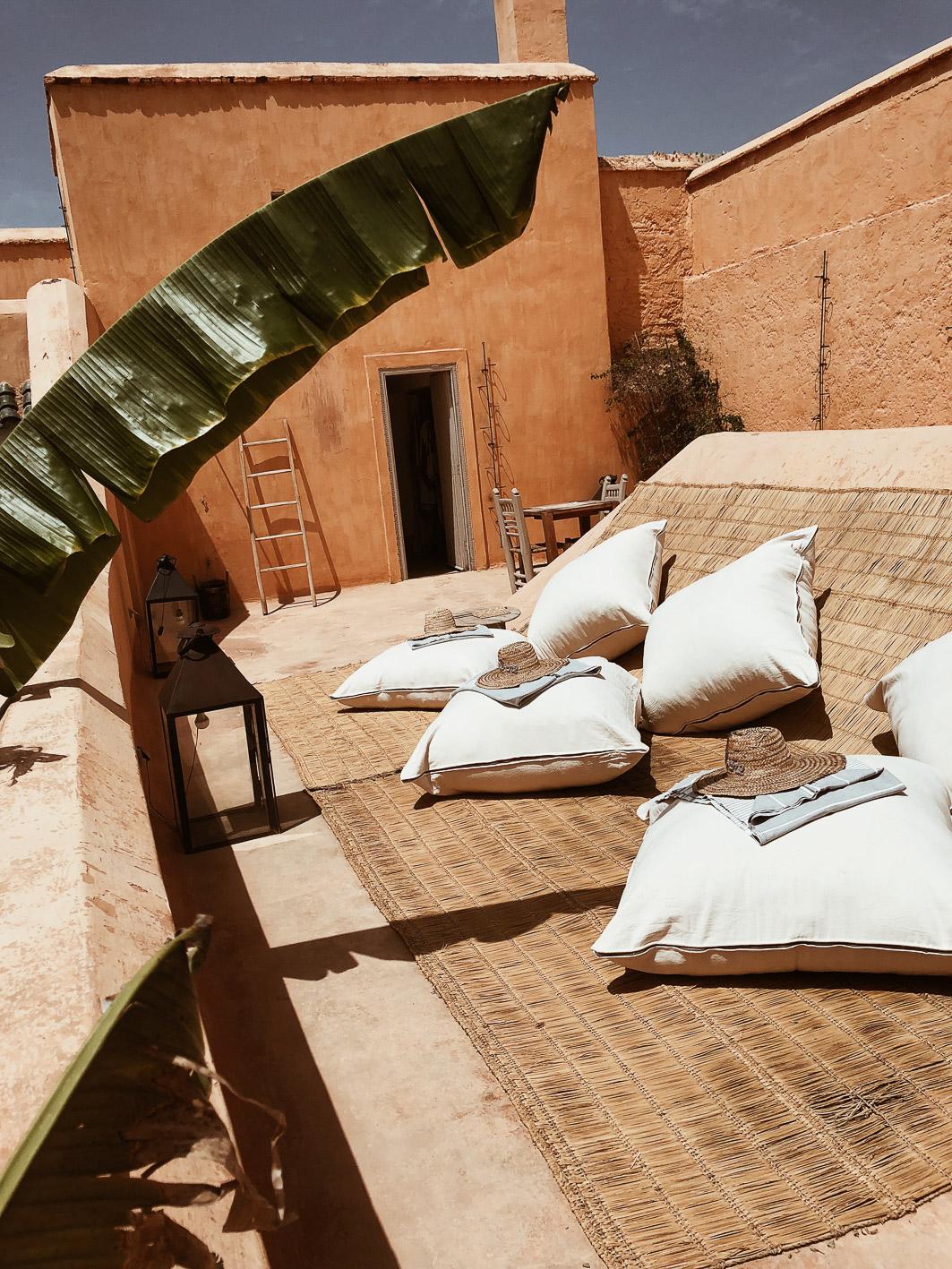 Carnet Sauvage - Blog voyage Marrakech, se loger au Riad Berbere.