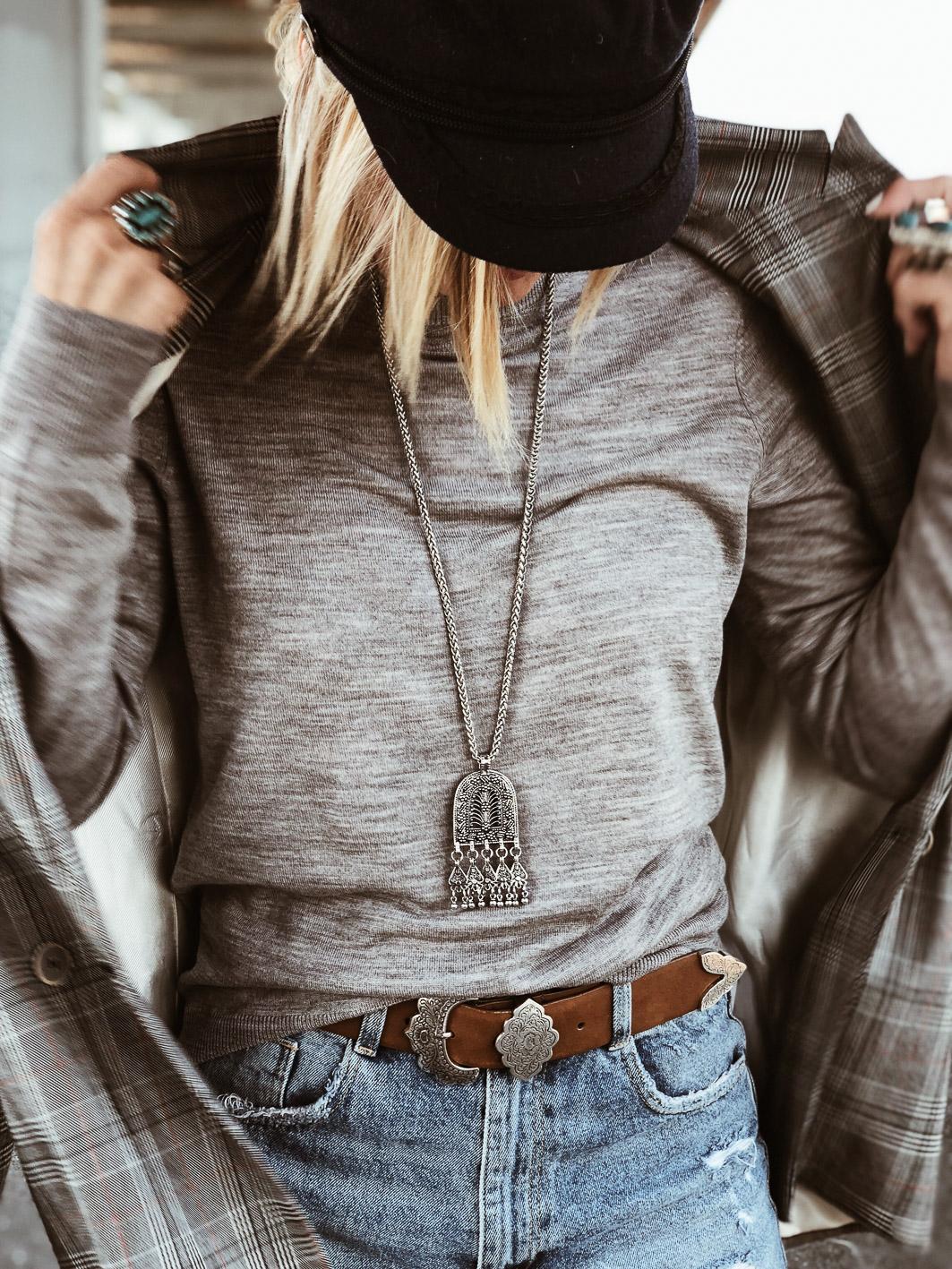 Carnet Sauvage - Blog mode femme, idée look back to work Uniqlo