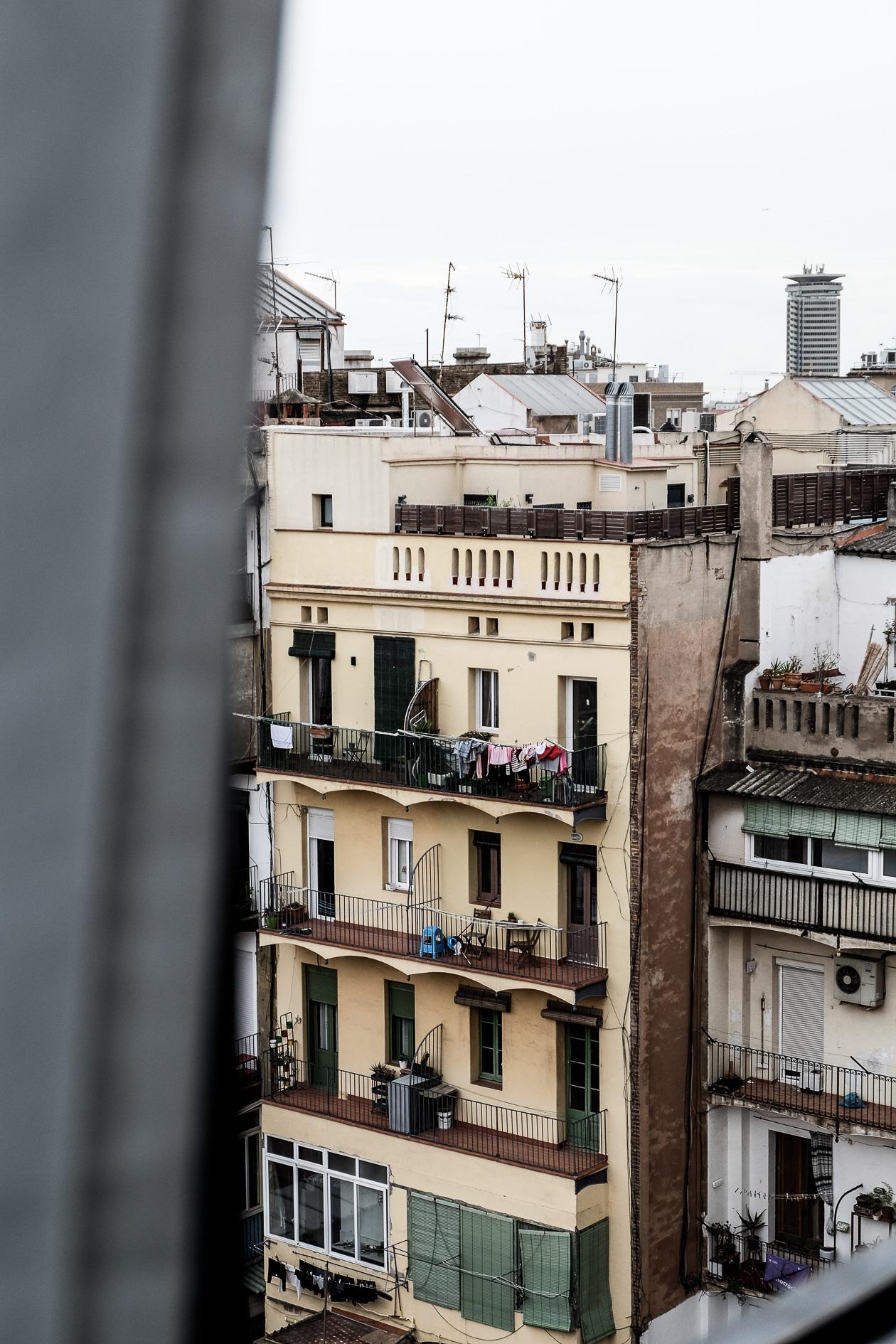 Carnet Sauvage - Blog voyages Barcelone, city trip guide, se loger hotel Market