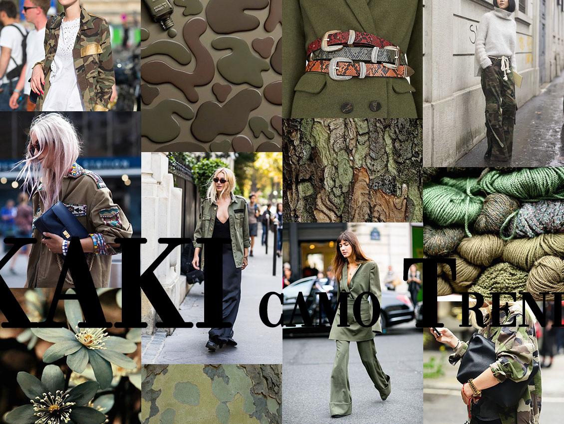 Carnet Sauvage - Blog mode femme et tendances, retour de l'imprimé camouflage