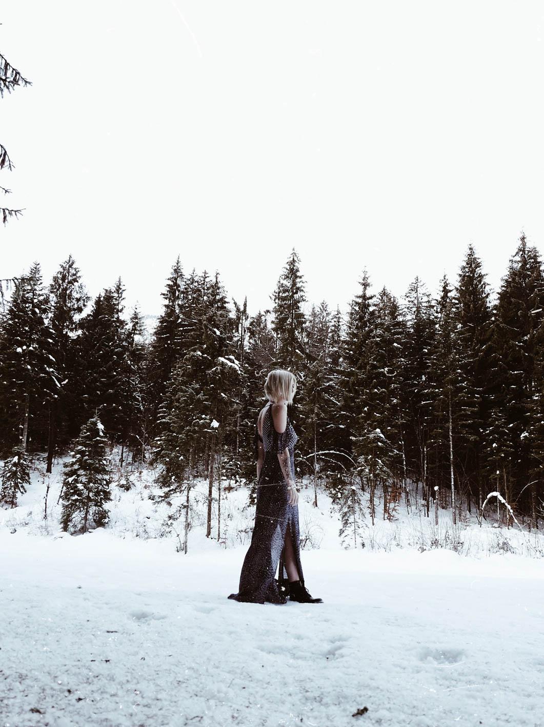 Carnet Sauvage - blog mode et tendance, idée look robe longue Condition Apply