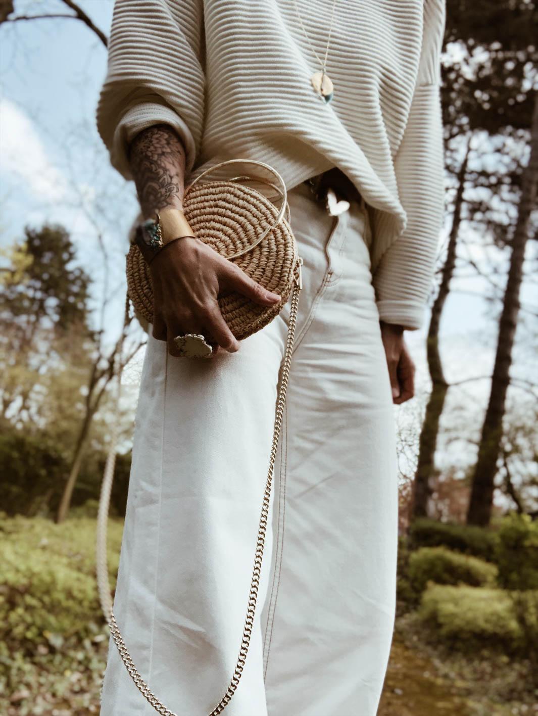 Carnet Sauvage - Idée look, mode et tendances - White look