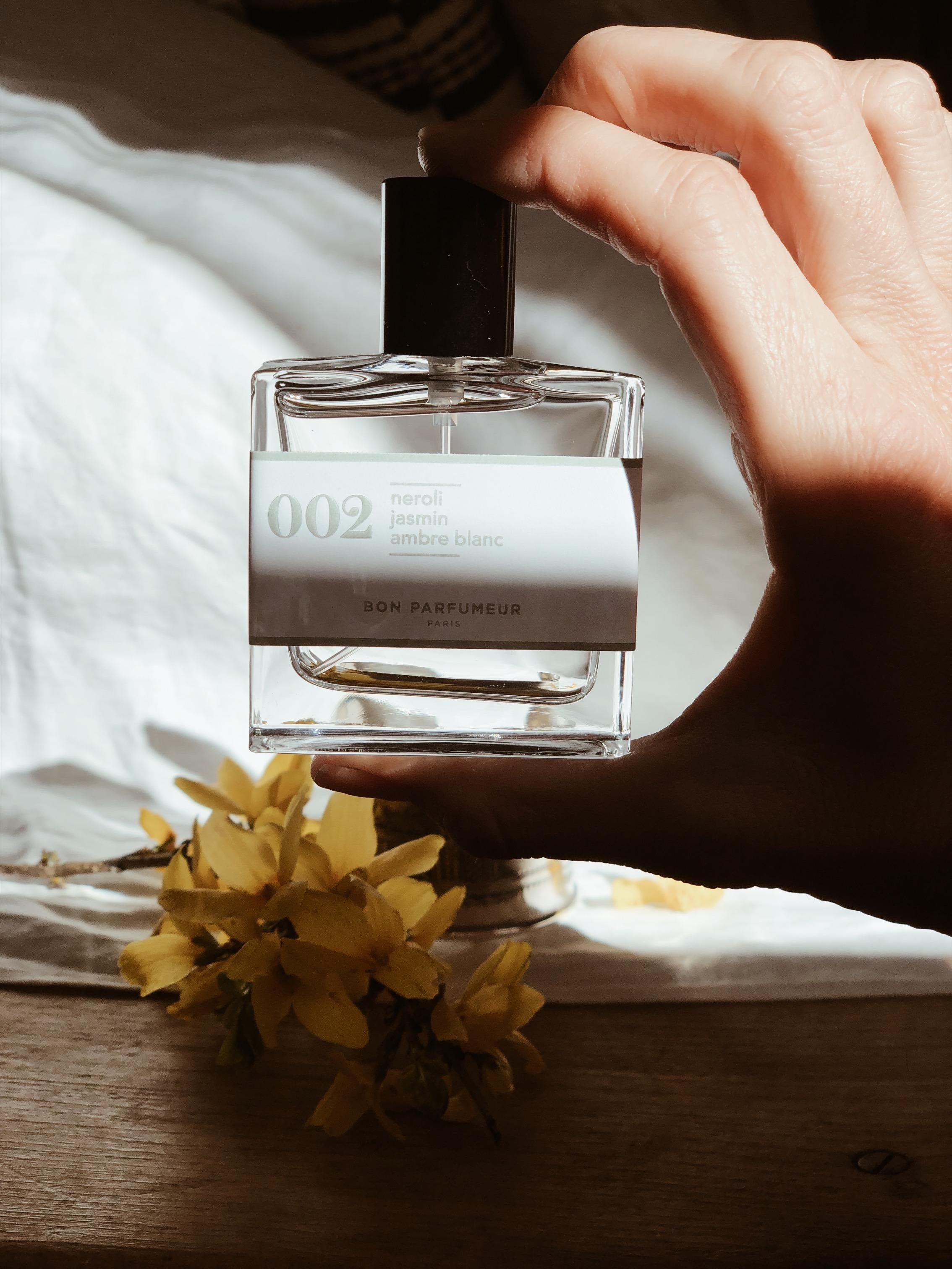 Carnet Sauvage - Visual diary, blog beauté, Bon Parfumeur