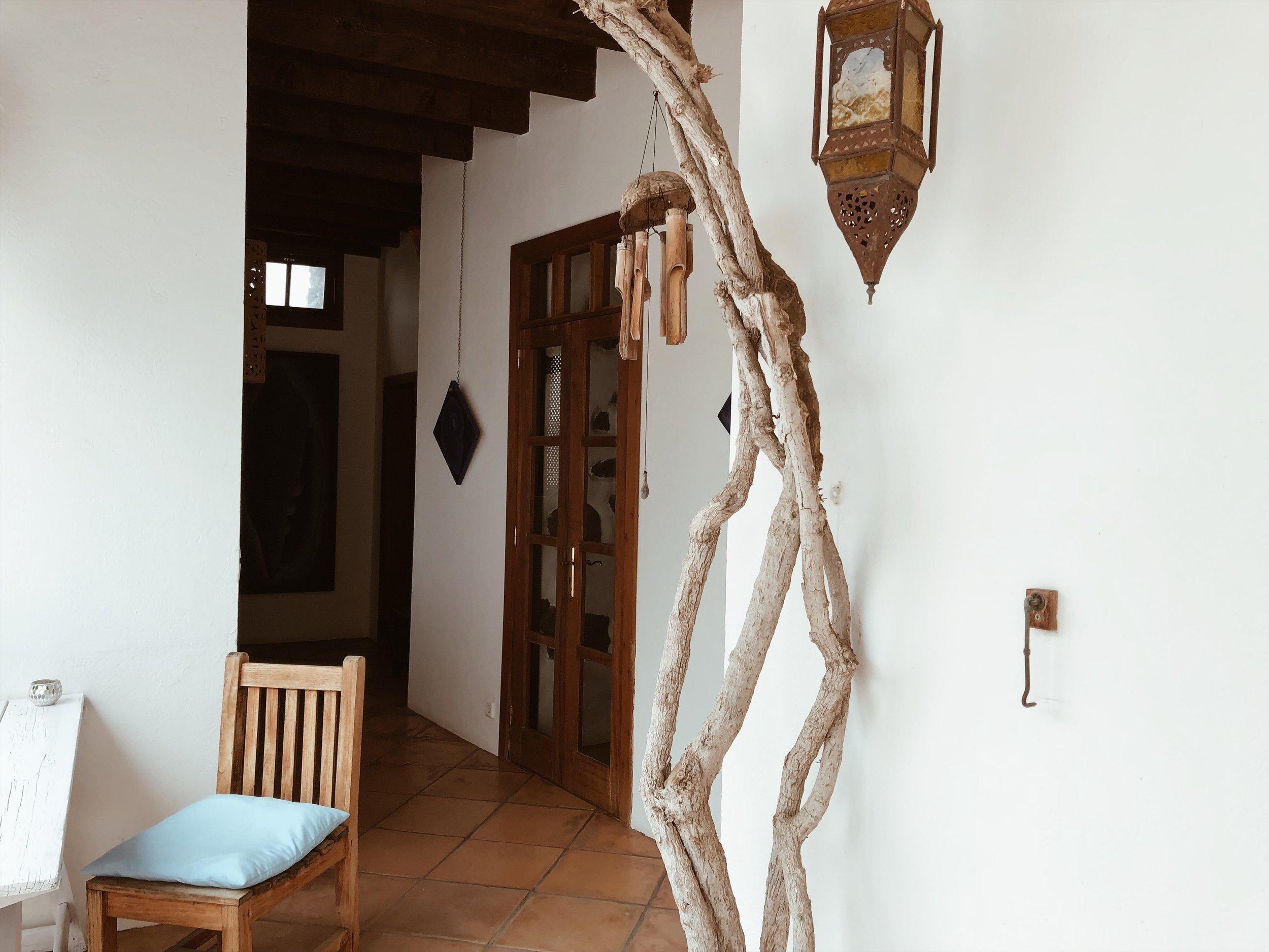 Carnet Sauvage - Blog mode et voyages, direction artistique Lille - voyages Lanzarote, se loger à Uga