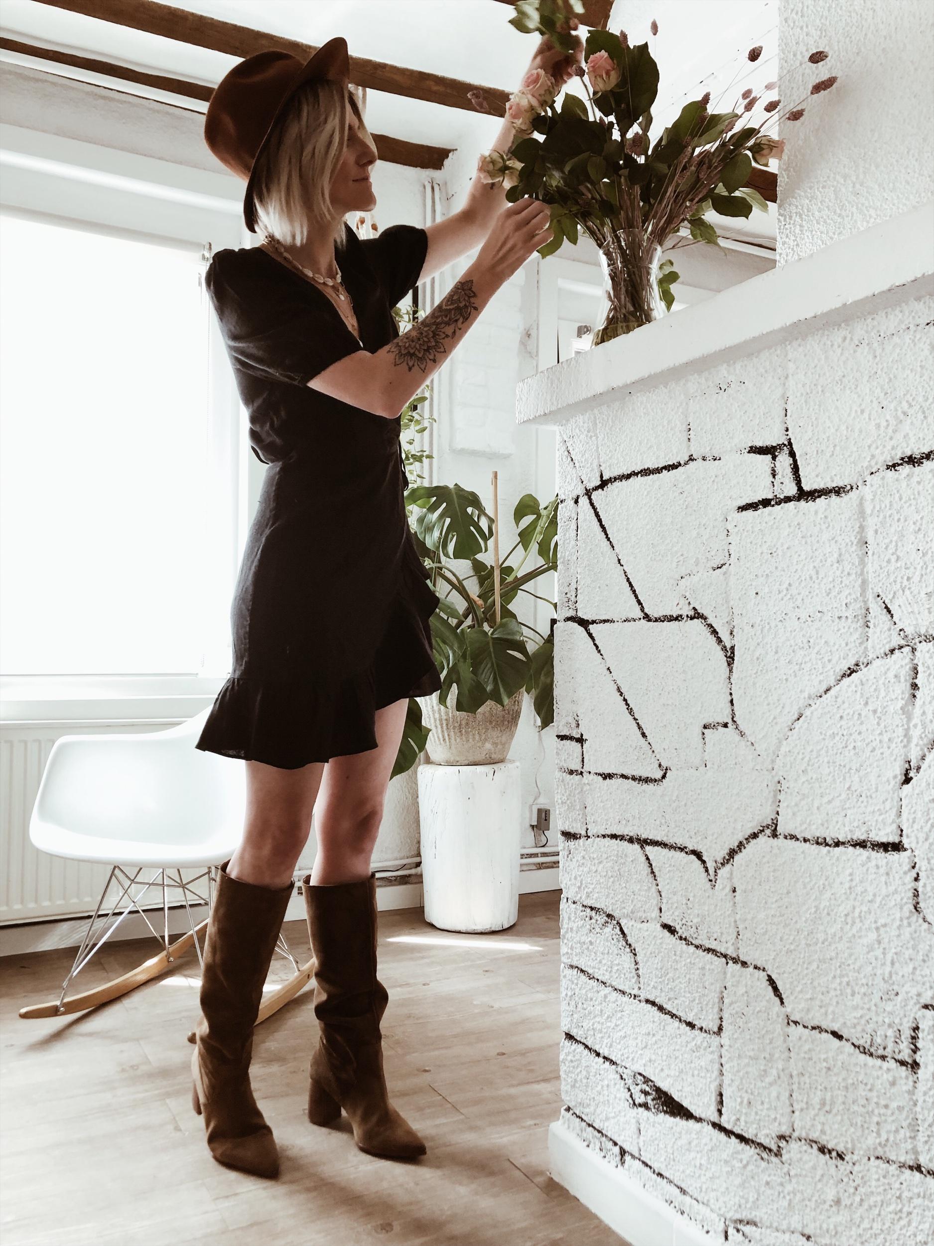 Carnet Sauvage - Blog mode et tendances, directrice artistique Lille, robe en lin & other stories