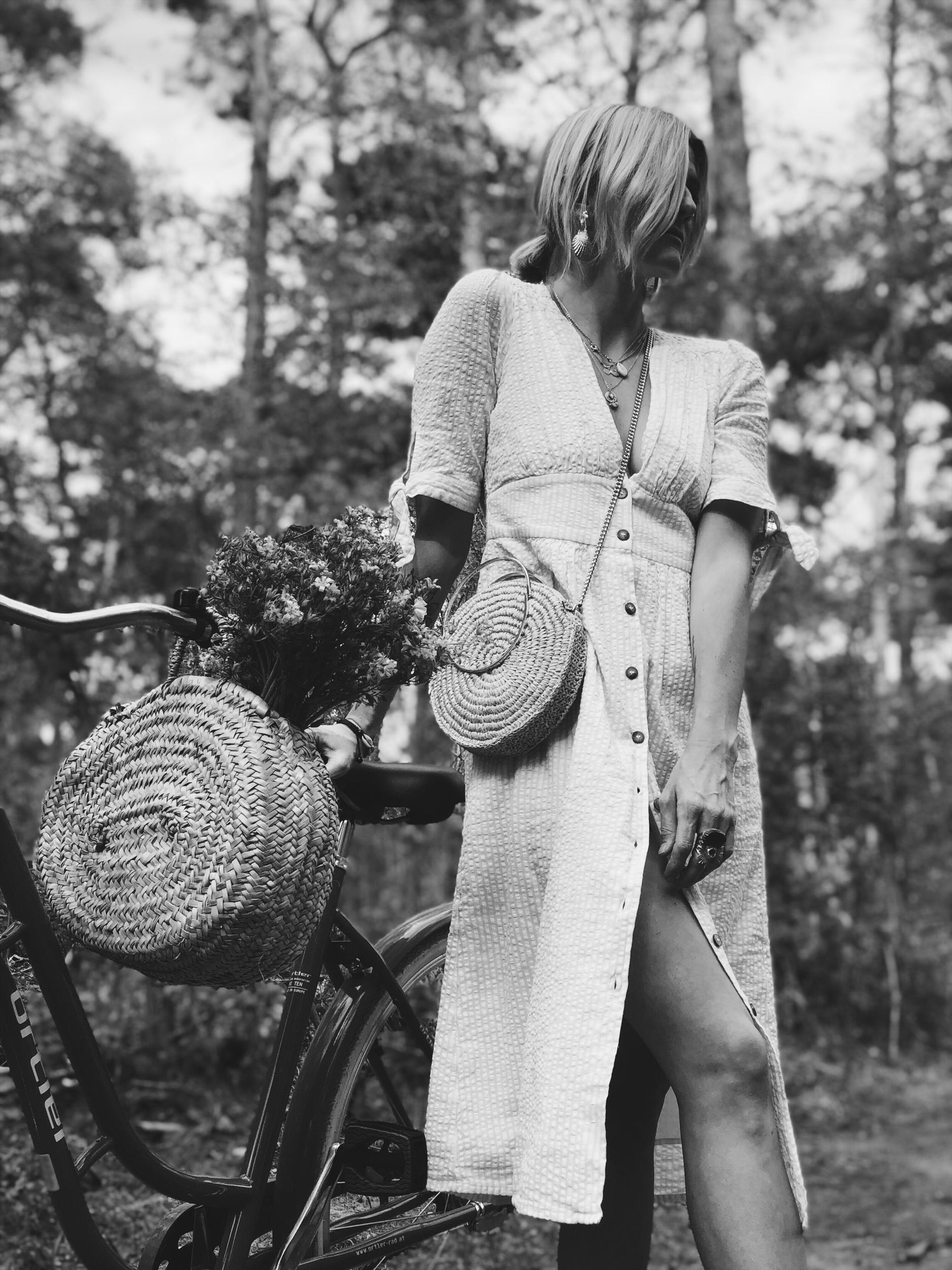 Carnet Sauvage - Blog mode et tendances, direction artistique Lille - Idée look robe d'été Vero Moda