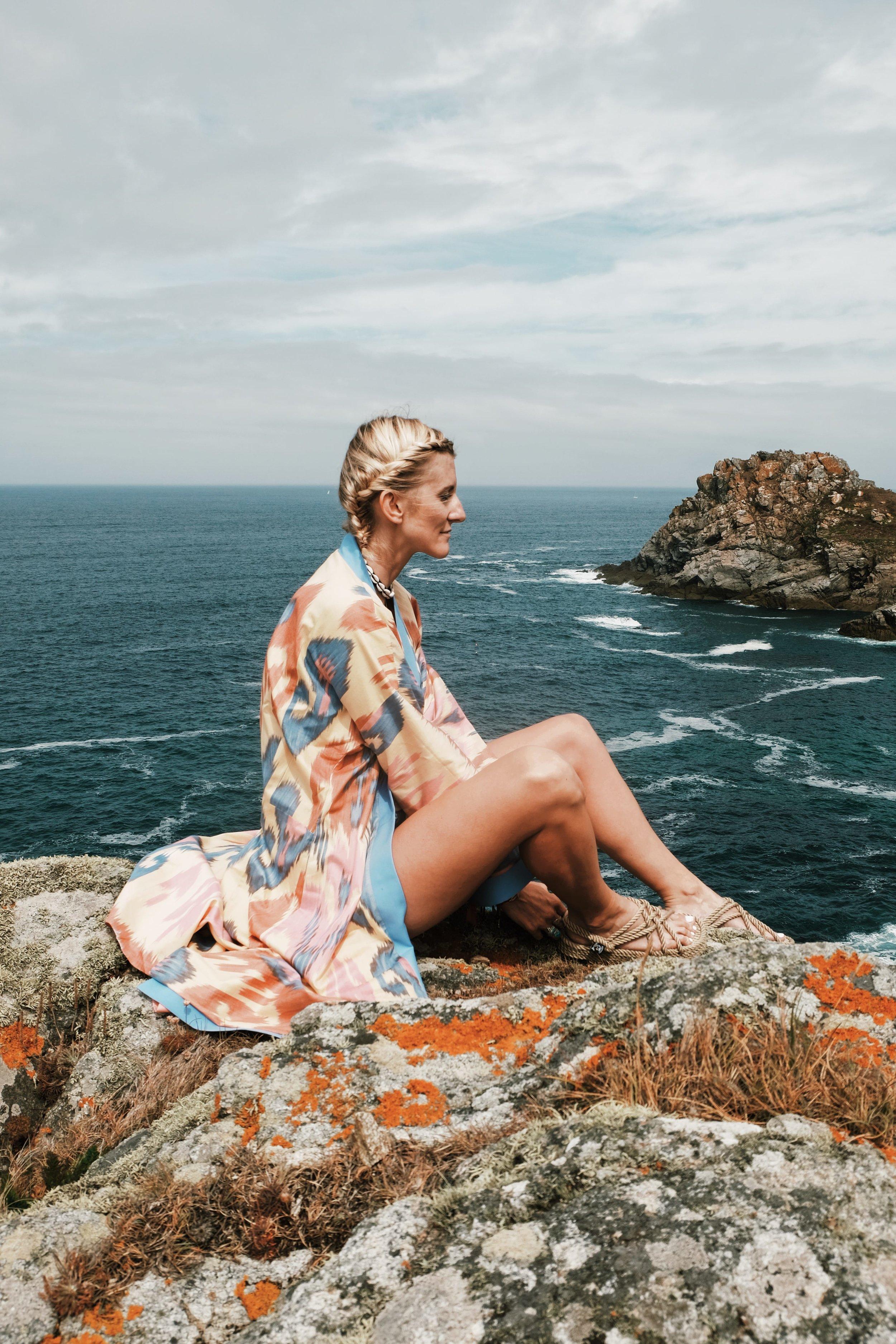 Carnet Sauvage - blog mode et voyage - Bretagne kimono look13.JPG