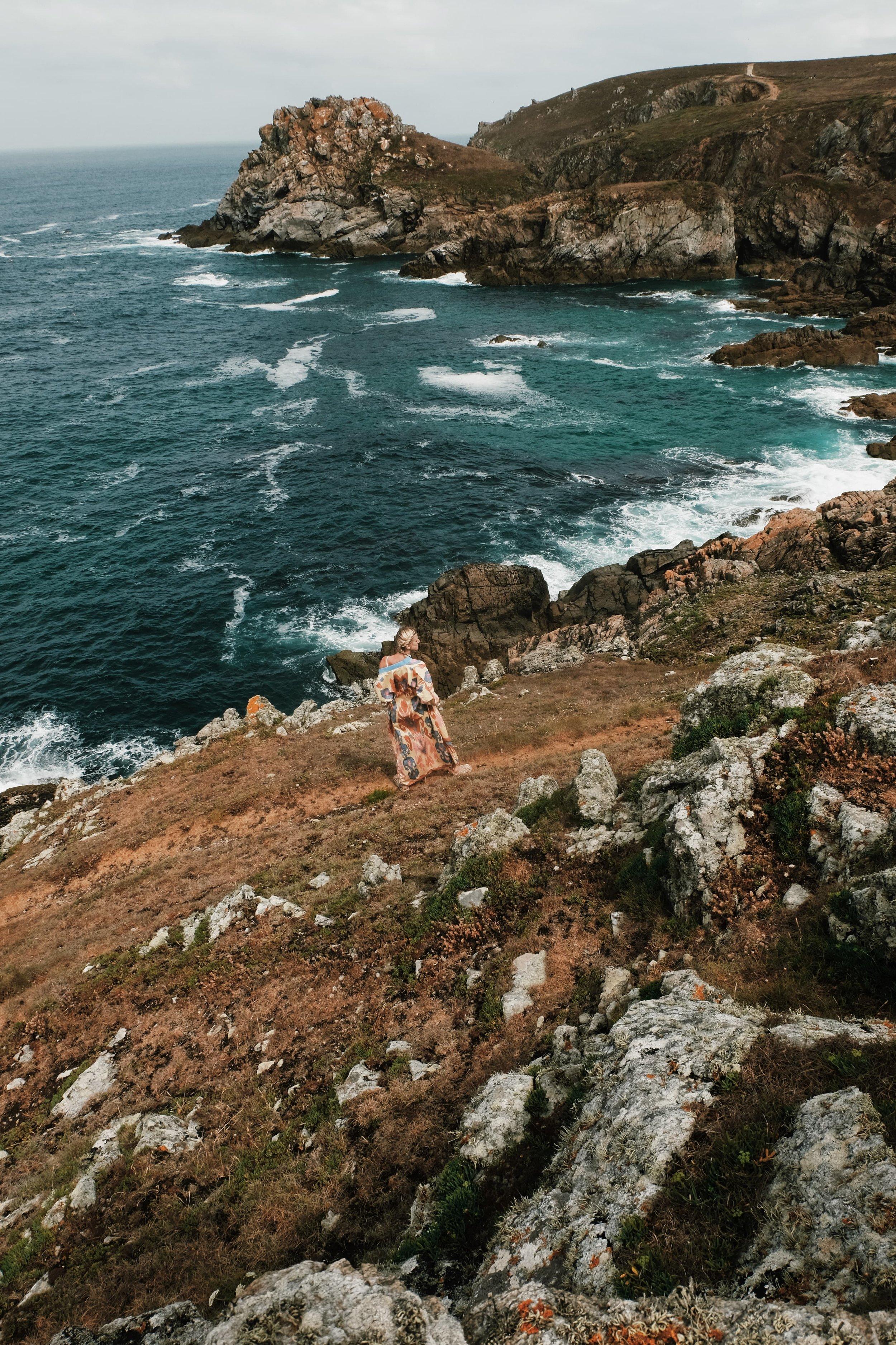 Carnet Sauvage - blog mode et voyage - Bretagne kimono look17.JPG