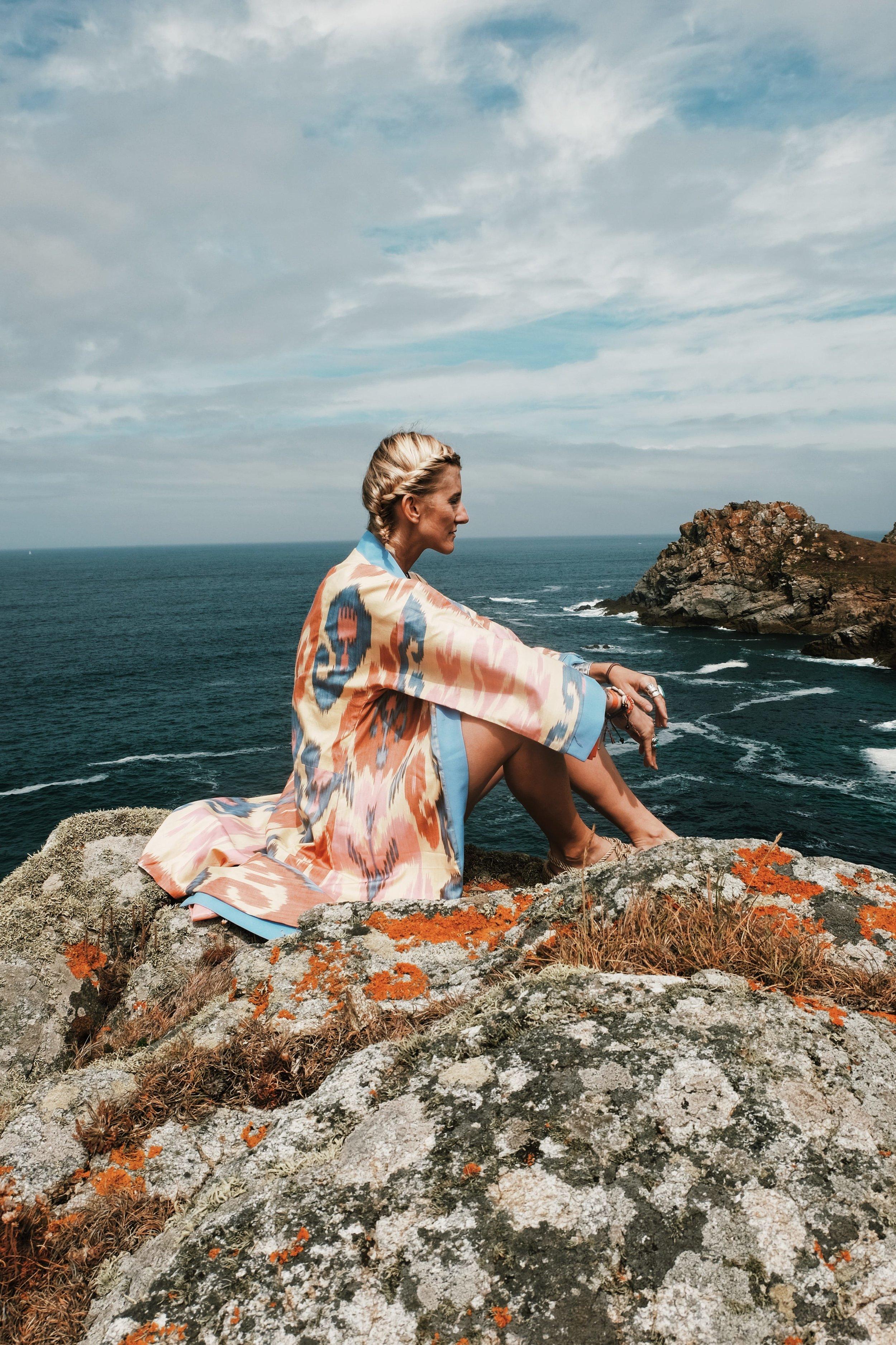 Carnet Sauvage - blog mode et voyage - Bretagne kimono look22.JPG